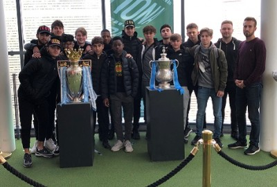 Year 11 Football Tour to Manchester