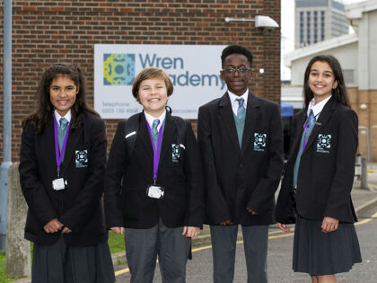 First Term at Wren Enfield