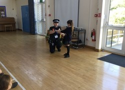 Key Stage 2 Visit from local Police