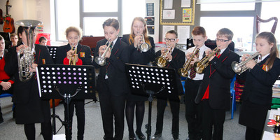 Creating the All Saints' Academy Orchestra