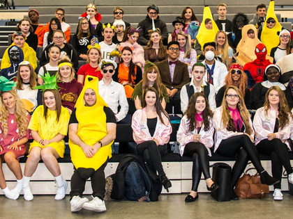 Children in Need Fancy Dress 2016