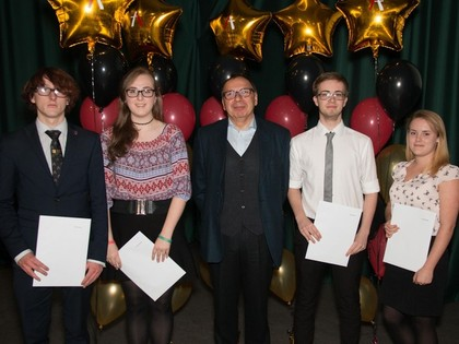 Year 11 Celebration Evening 2016