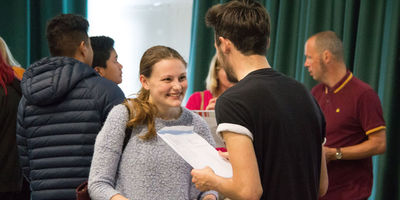Another year of record breaking results for A-Level students