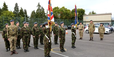 Combined Cadet Force competition