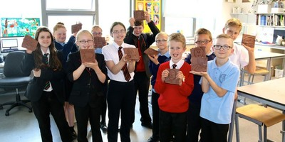 All Saints' supports St Thomas More Primary in celebrating their 40th Anniversary