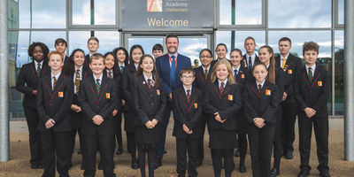 All Saints' Academy bucks the trend across Cheltenham in overall KS4 performance