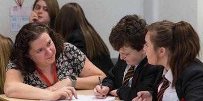 All Saints' teacher wins Inspirational Teacher Award