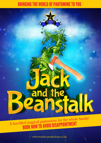 A5 NB Jack and the Beanstalk