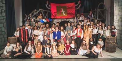 Students amaze audiences with Les Miserables School Edition