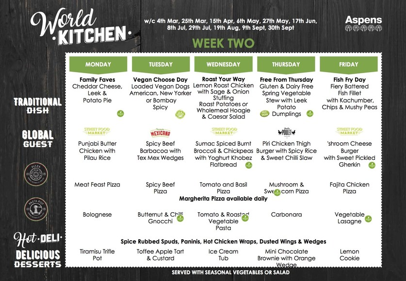 ASA Chelt World Kitchen Core Menu February 2019   2