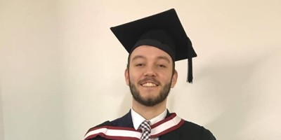 Alumnus Nick wins award and gains a first class degree