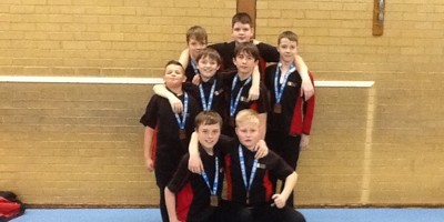 Year 7 archers take bronze in district competition