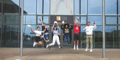 All Saints' Academy celebrates record breaking set of A Level Results