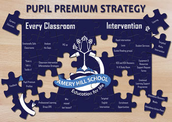 Pupil Premium Strategy Puzzle - click to enlarge
