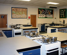 Food tech room