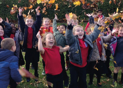 School Awarded Primary Science Quality Mark