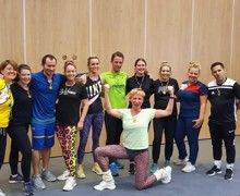 Children in need fitness challenge