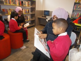 Read more - Berkeley students visit Heston library