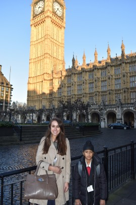 Visit to the House of Commons