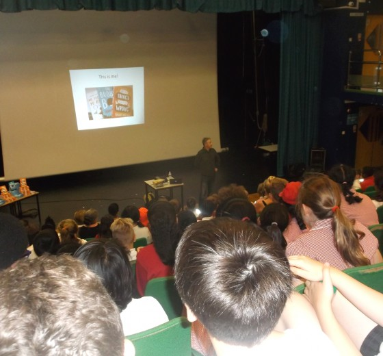 Famished for Fiction and the Hounslow Junior Book Awards