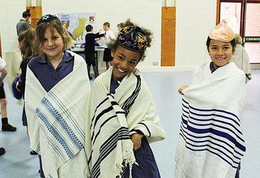 Fascinating Judaism Workshops for Lower Shell