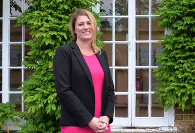 College Appoints New Development Director