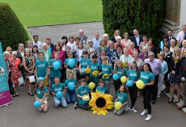 Big Thank You to Isabel Hospice Volunteers