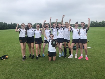 U13 District Rounders Winners