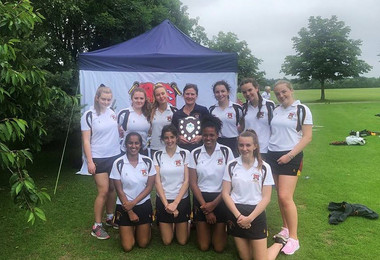 U15 district rounders winners 2019
