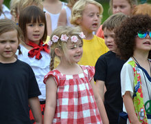 150th Anniversary Carnival performance in Pre-Prep