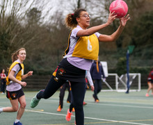Alliott house netball 2019