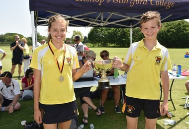 Westfield Pupils are winners on sports day 2019
