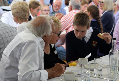 Grandparents Day in the Prep School 2019