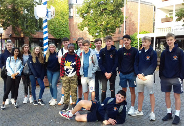 Die Beste Reise! Lower 5th Exchange to Germany