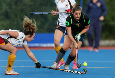 OS Hockey Ladies Take on College 1st XI