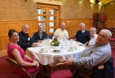 Meal at OS 1969 Reunion in FLT