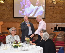 OS 1969 anniversary reunion celebrations in FLT