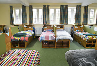 Renovated dorms for boys Grimwade Autumn 2019