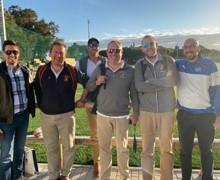 Staff on portugal rugby tour oct 19