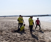 Surfing tips on portugal rugby tour 2019