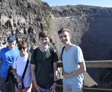 Classics Trip to Italy for Senior School Pupils 2019