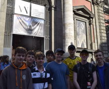 Museum on Classics Trip to Italy 2019