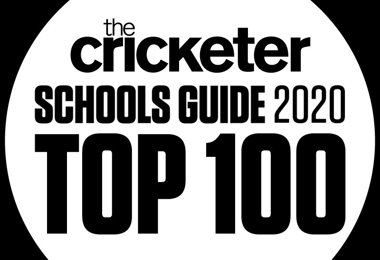 The College makes Top 100 Schools for Cricket Again
