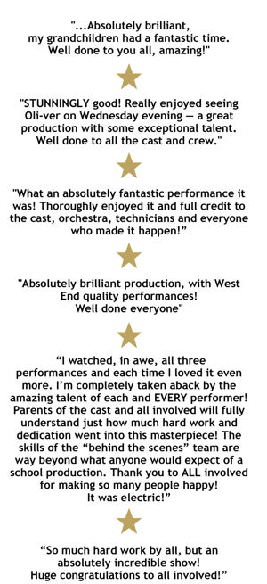 Facebook reviews for oliver 1