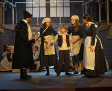 Three night performance of Oliver 2019
