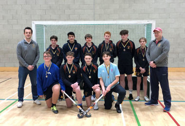 U16 Hockey Team Advance to National Finals