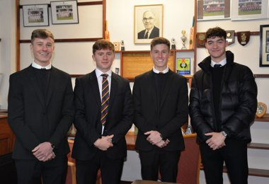 Rugby Players Selected for Lambs Trials