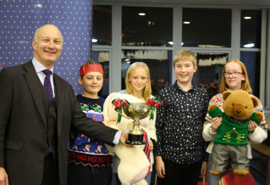 Grimwade & Monk Jones - Joint House Winners