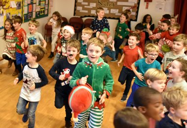 Ho-Ho-Ho! Fun & Games at Pre-Prep Xmas Parties