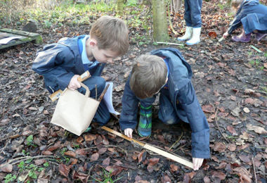Year 2 Measure Up to Forest School